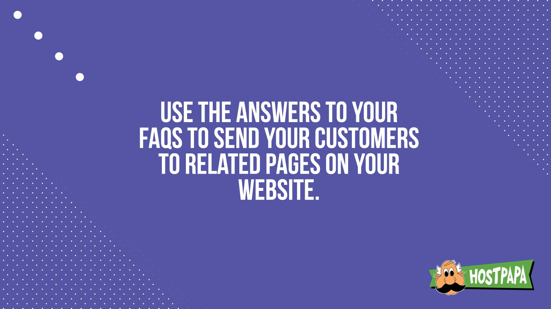 How to write an FAQ page
