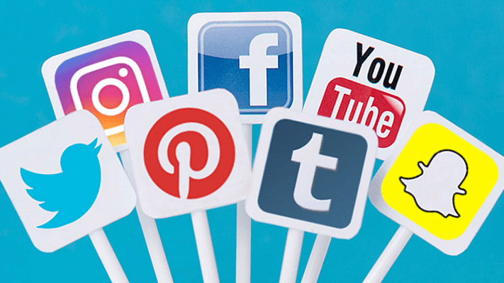 Use social media as a tool to promote your content