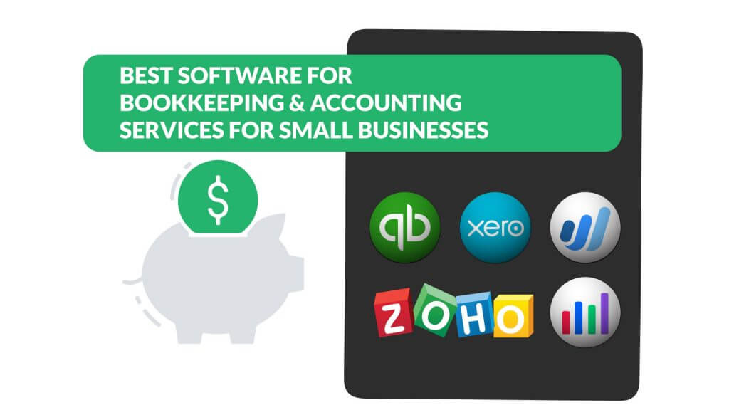 Accounting services for small business, bookkeeping services for small business