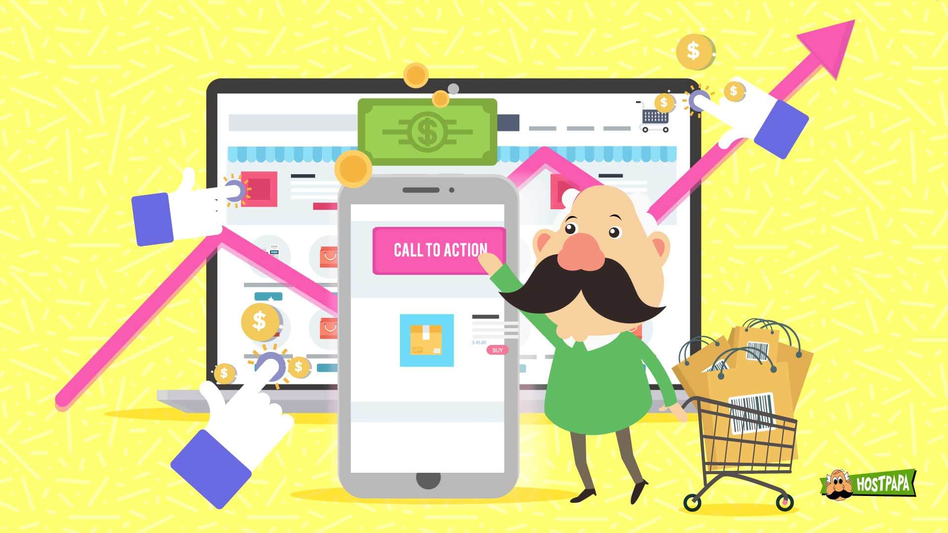 Ten Steps to Boosting Your Website's Conversion Rate
