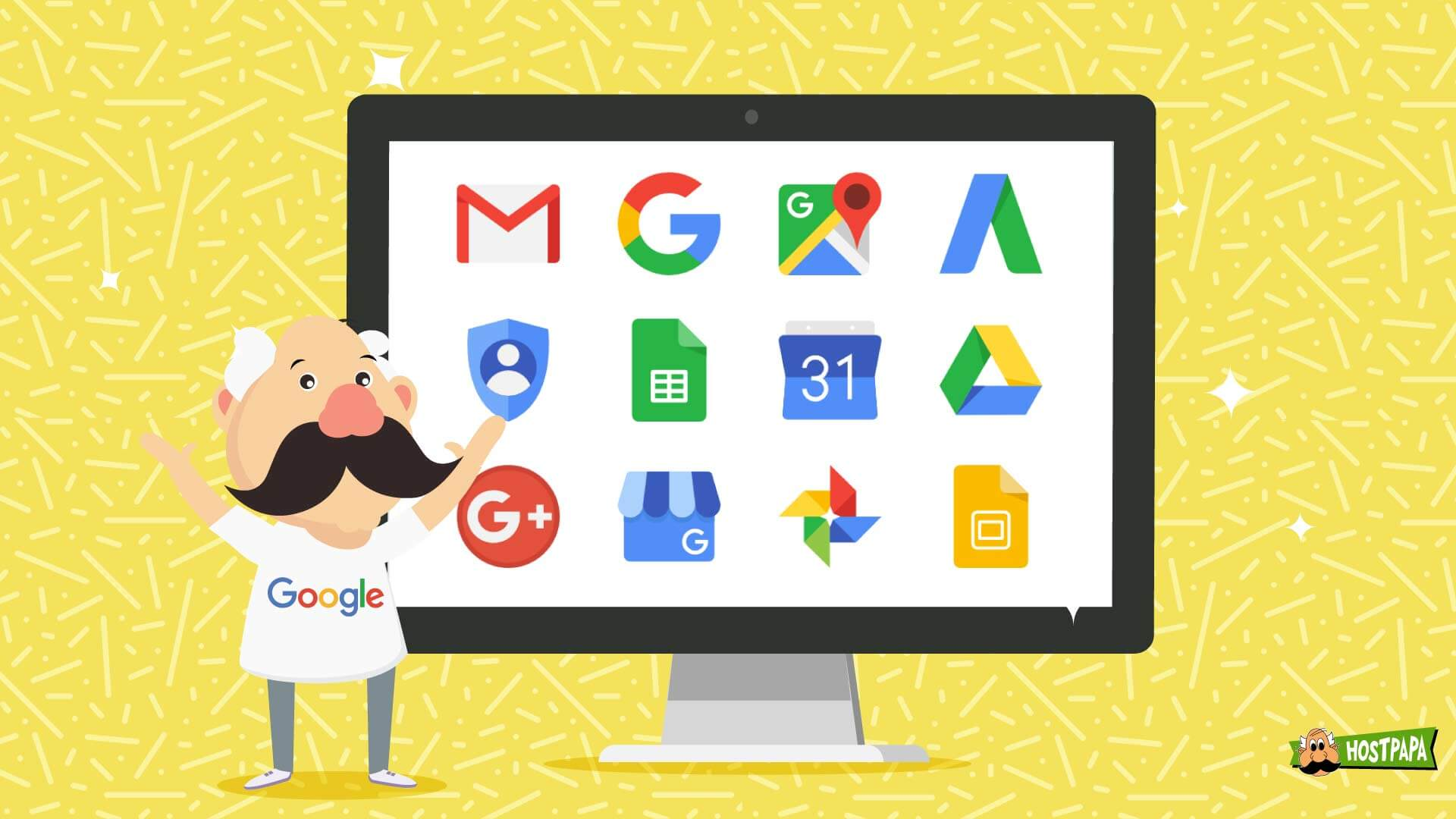 G Suite: A Flexible Toolkit for Small Businesses