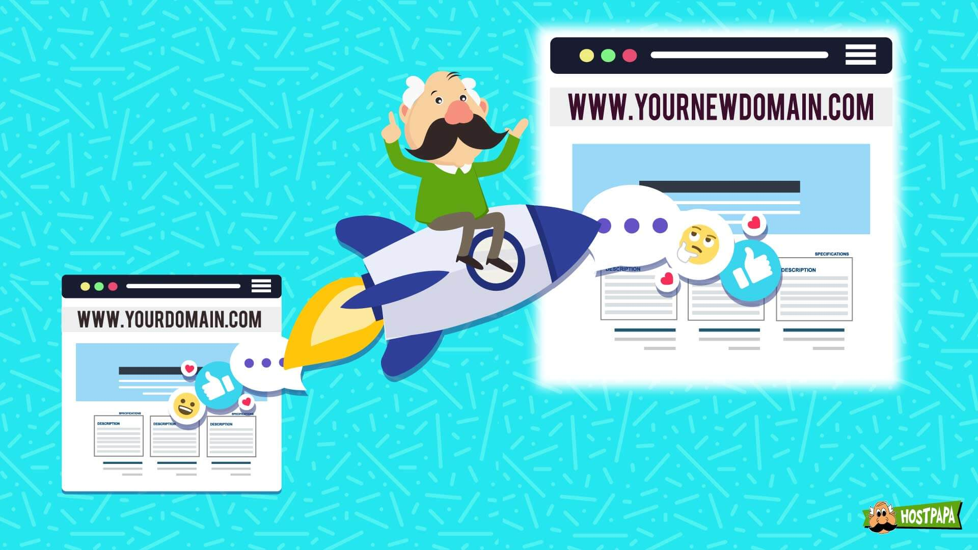 How to Change Your Domain Name Without Losing All Your Traffic