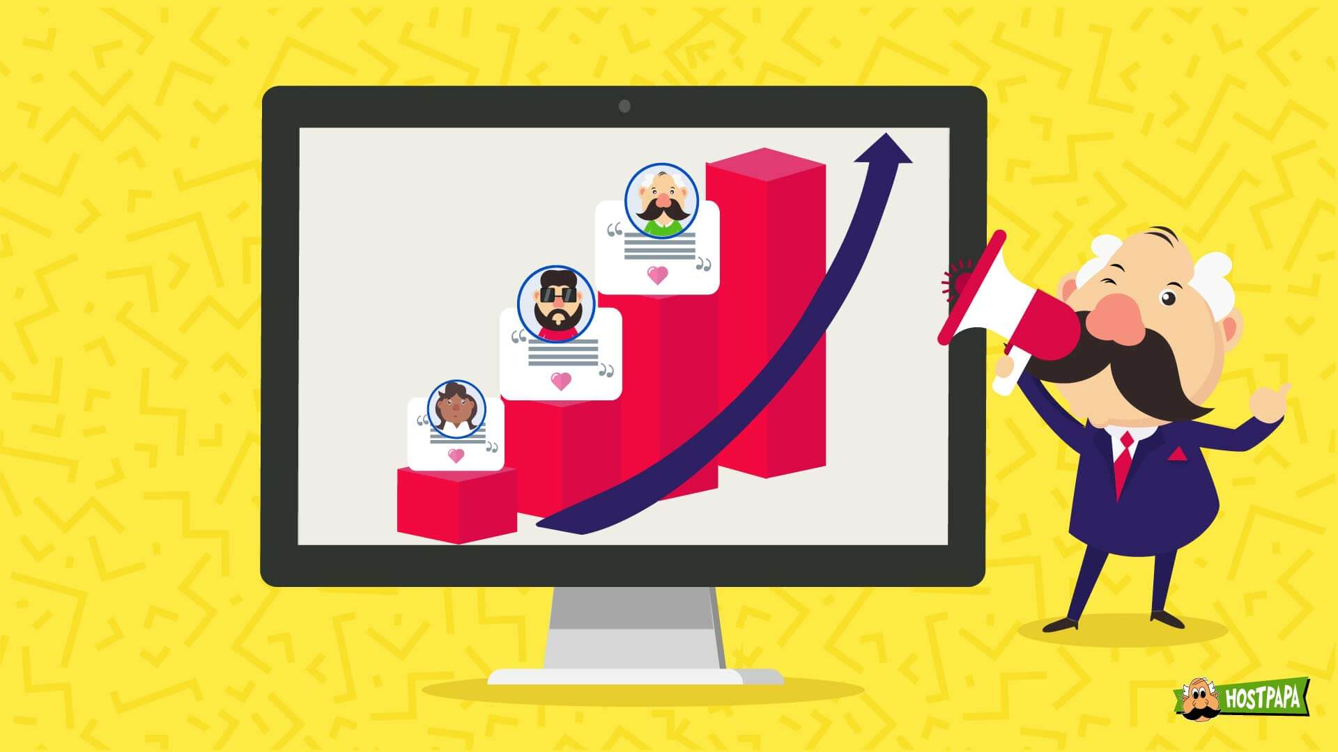 Learn how to grow your audience