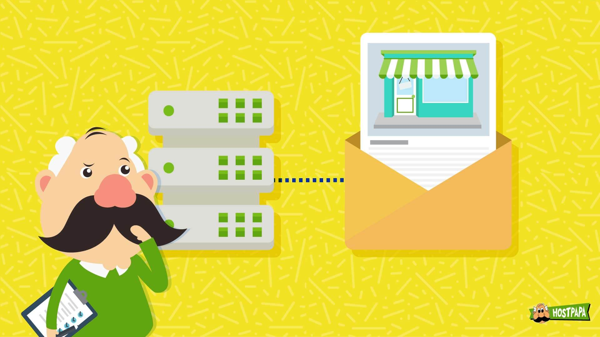 Learn how to pick the right email hosting for you